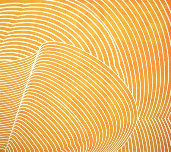 Abismo Amarillo - 2009 - acrilico de 160x140 cm