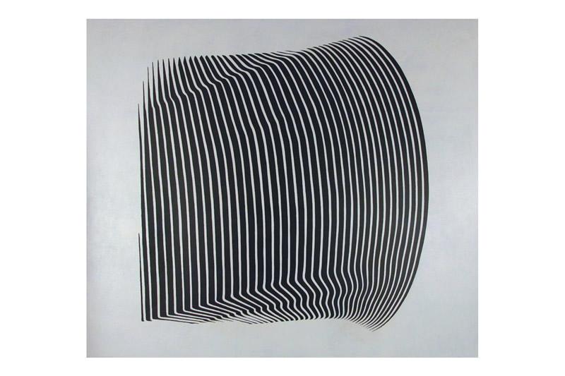 Sin Titulo - 2012 - acrilico de 166x146 cm