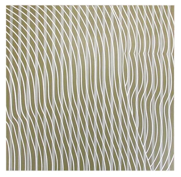 Sin titulo - 2011 - acrilico de 100x100 cm